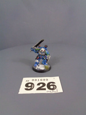 Space Marines Metal Apothecary 926