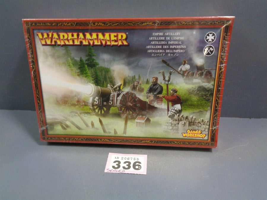 Artillery Sealed BNIB 336