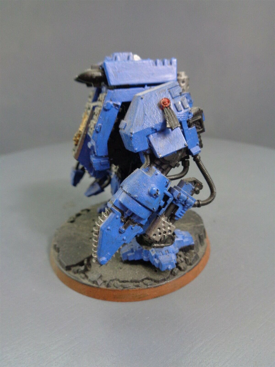 Space Marines Ironclad Venerable Dreadnought 25