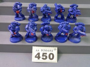 Space Marines Tactical Squad 450