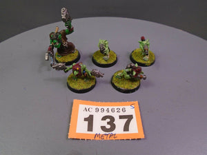 Rebel Grots gretchin and Slaver Runtherd 137