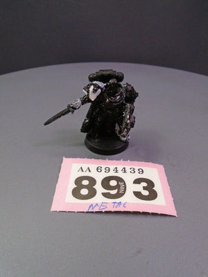 Space Marines Metal Master of Recruits 893