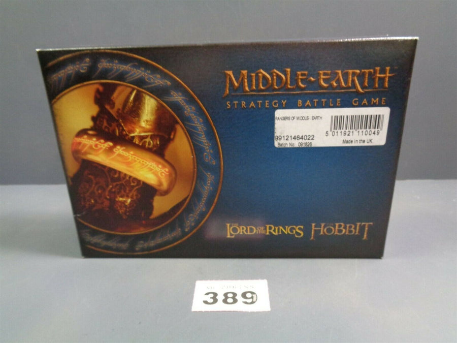 Rangers of Middle Earth  BNIB 389