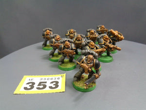 Space Marines Tactical Squad 353