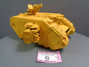 Land Raider Crusader