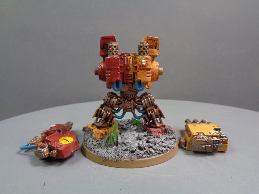 Venerable Ironclad Dreadnought