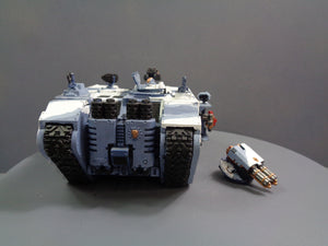 Space Wolves Forge World Doors Land Raider