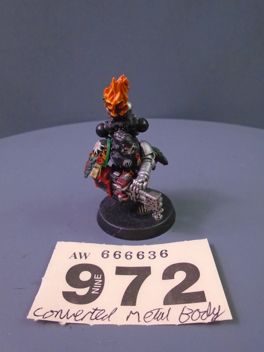 Legion Damned converted flamer