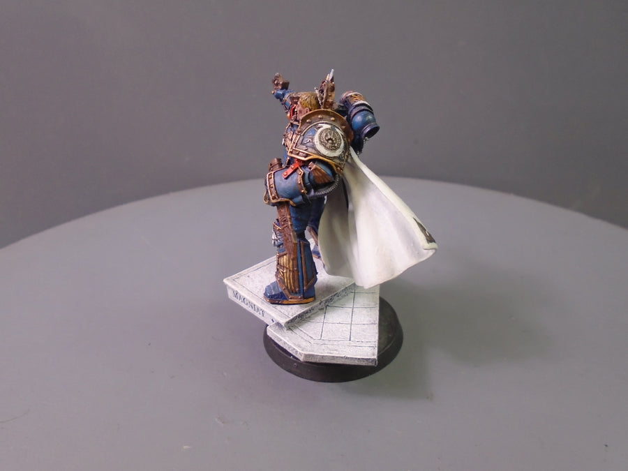 Roboute Guilliman Primarch of the Ultramarines