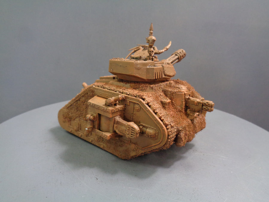Leman Russ Traitor Guard