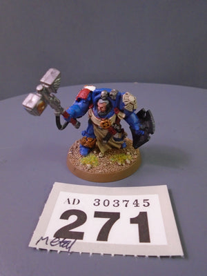 Ultramarines Terminator Captain
