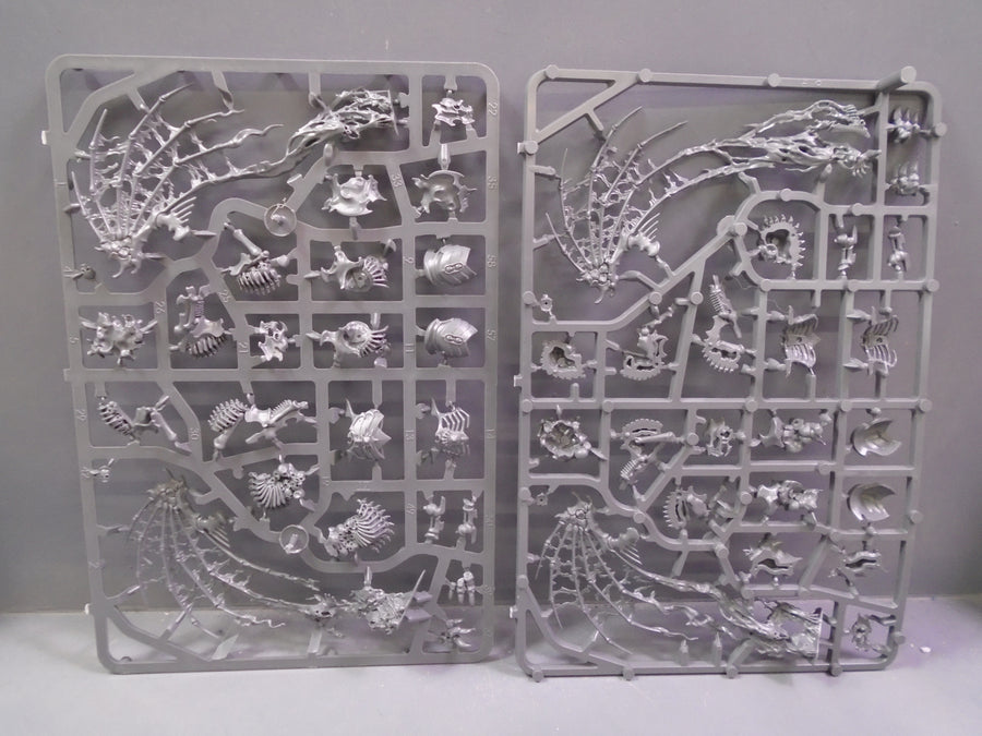 Morghast Harbingers/Archai on Sprue