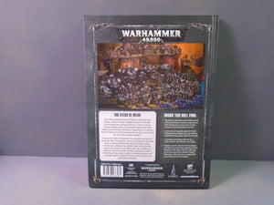 Iron Hands 8th Ed 40k Supplement
