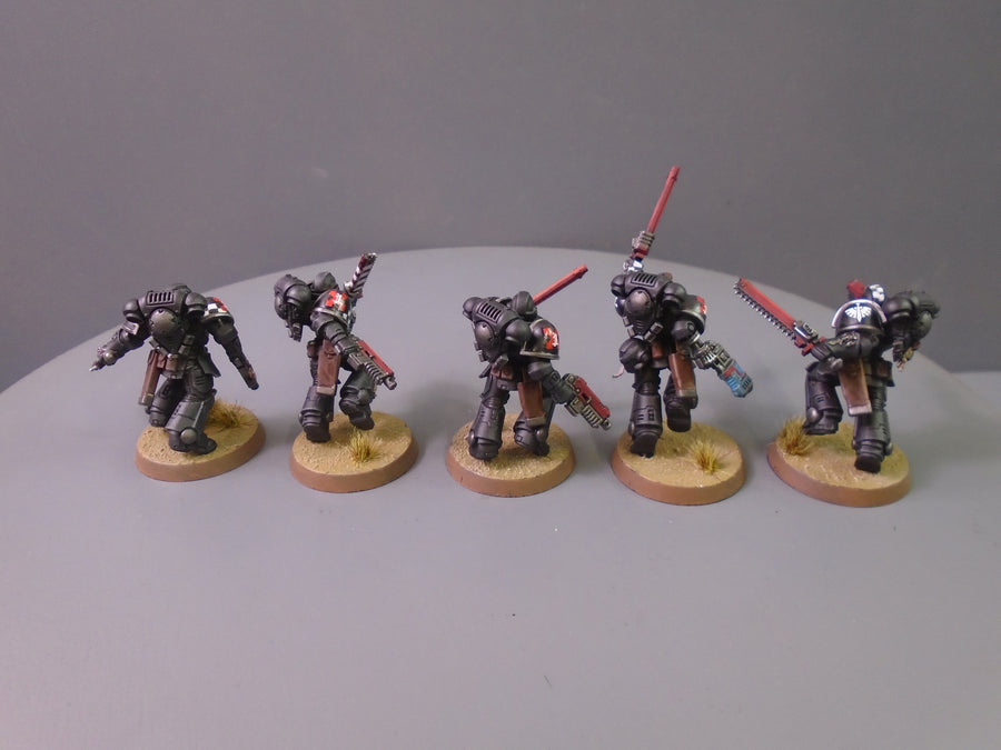 Assault Intercessor Squad