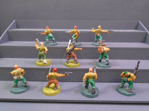 Catachan Jungle Fighters Guardsmen