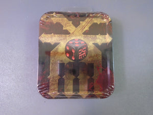 Sealed Khorne Dice Tin