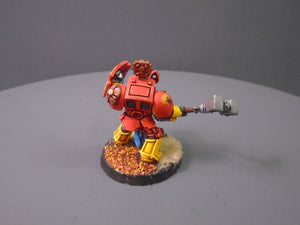 Terminator Commander Captain