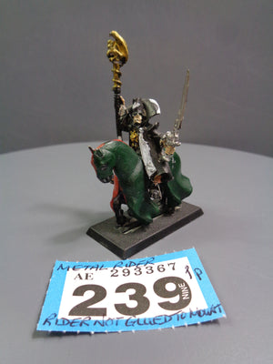Mounted Battle Wizard Mage