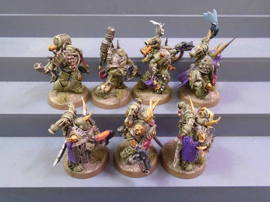 Death Guard Plague Marines