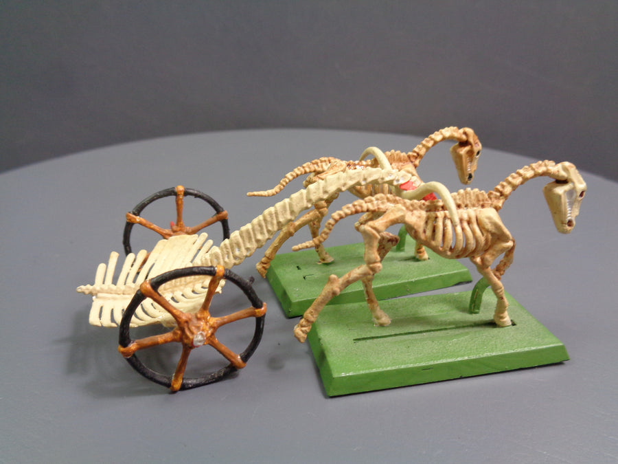 Undead Skeleton Chariot