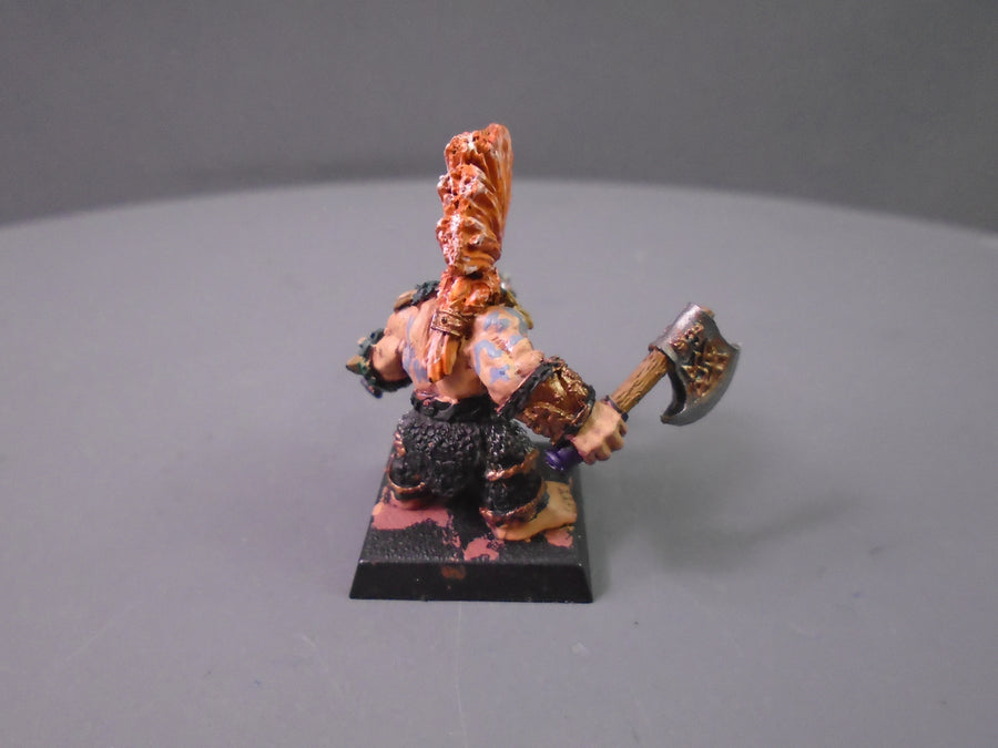 Forge World Dwarf  Slayer