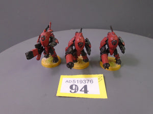 Stealth Battlesuits