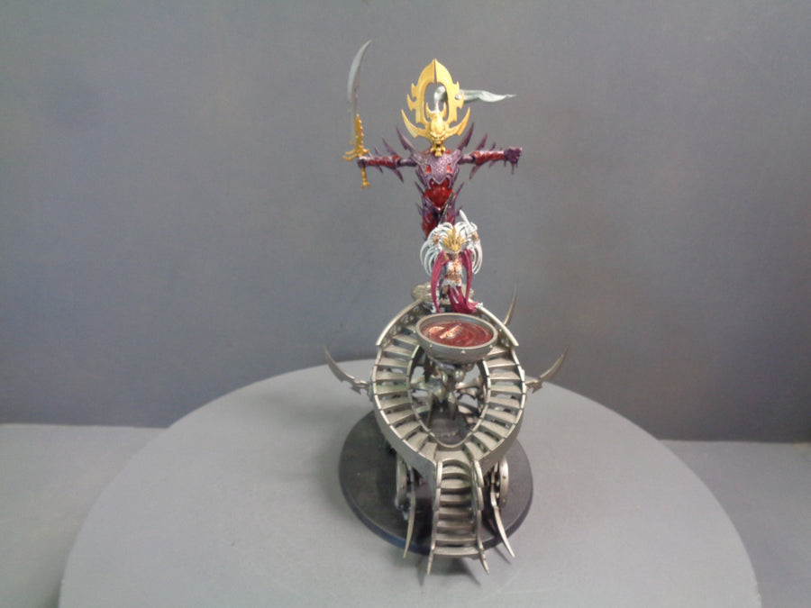 Slaughter Queen on Cauldron of Blood
