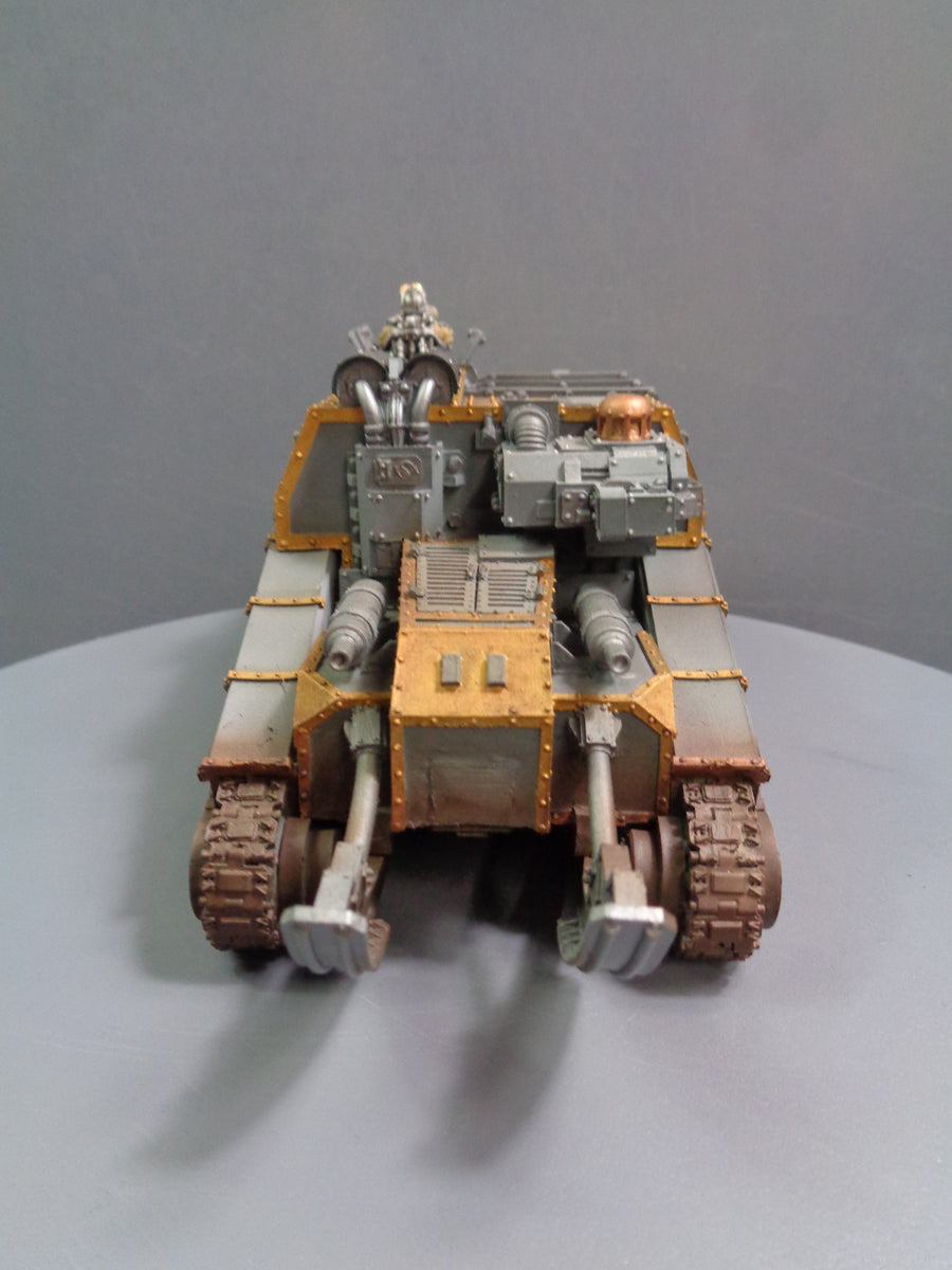 Forge World Solar Auxilia Dracosan Armoured Transport