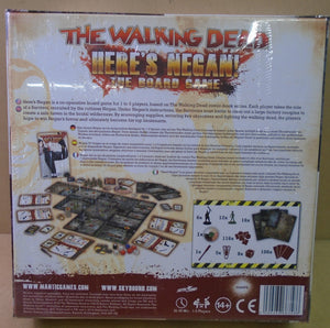 "The Walking Dead ""Here's Negan!"" The Board Game"