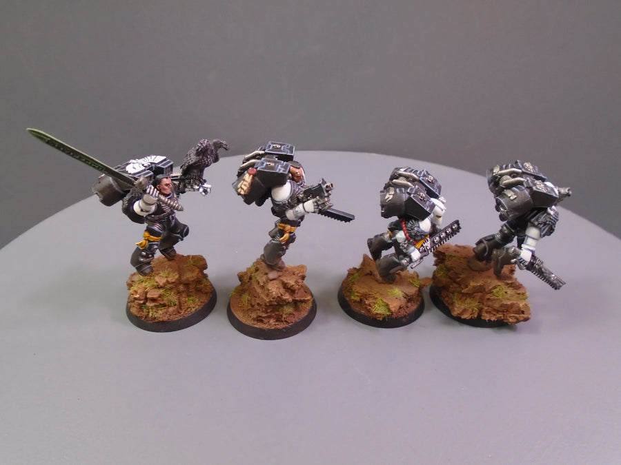 Raven Guard Assault Marines