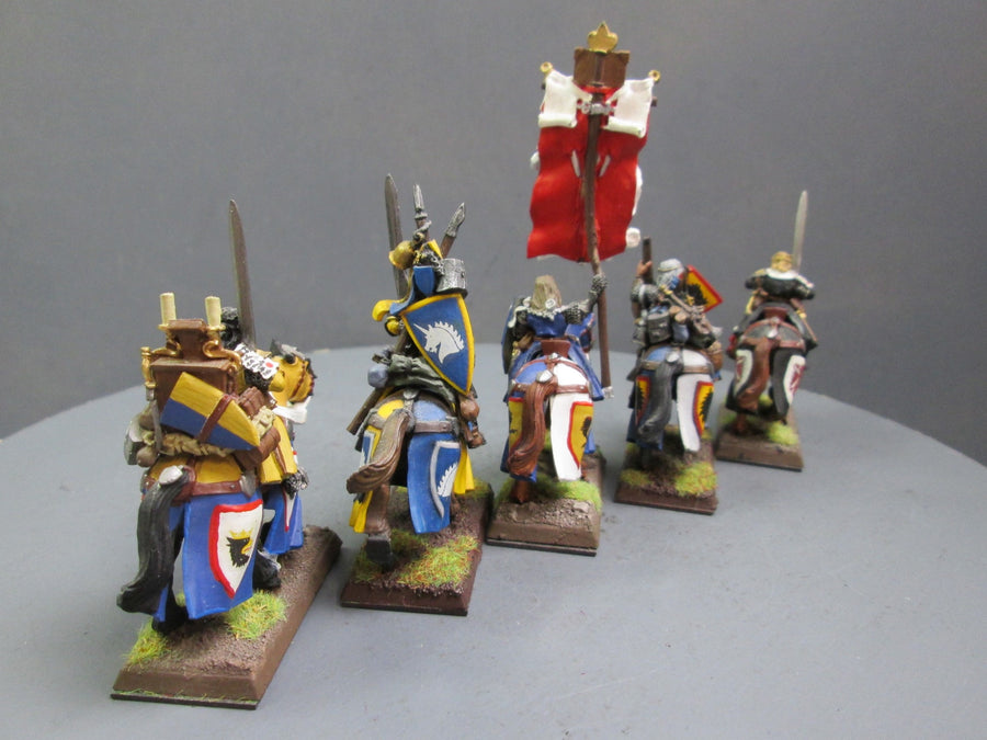 Questing Knights