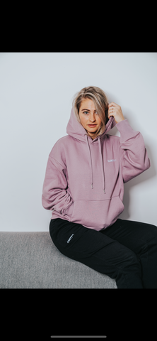 CHILL-SUIT HOODIE PURPLE
