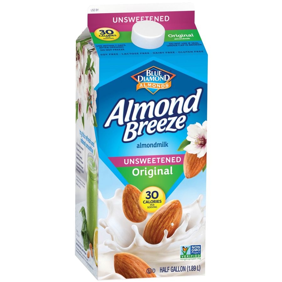 Blue Diamond Unsweetened Original 1.89 Lt