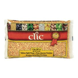 Image of Clic Yellow Split Peas 907g