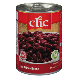 Image of Clic Dark Red Kidney Beans 540 ML