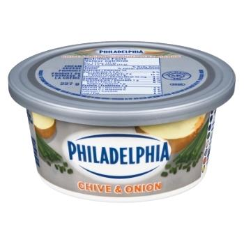 Philadelphia Chive & Onion 227 G
