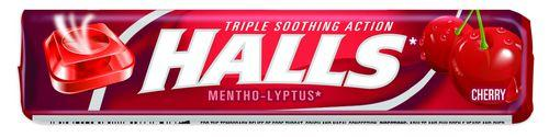 Halls Cough Tablet Cherry Single 90g