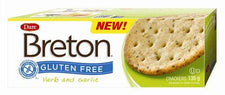 Image of Dare Breton Crackers, Herb & Garlic 135g