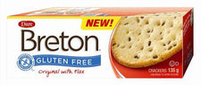 Image of Dare Breton Crackers, Original with Flax 135g