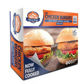 Image of Watson Ridge Chicken Burgers 800g