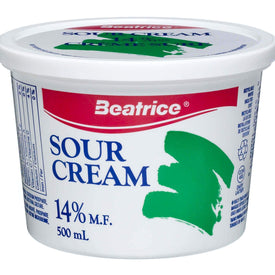 Image of Beatrice 14% Sour Cream Regular 500Ml