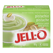 Image of Jello Instant Pudding Pistachio 4 Servings 99 G