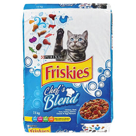 Image of Friskies Chefs Blend 7.5Kg