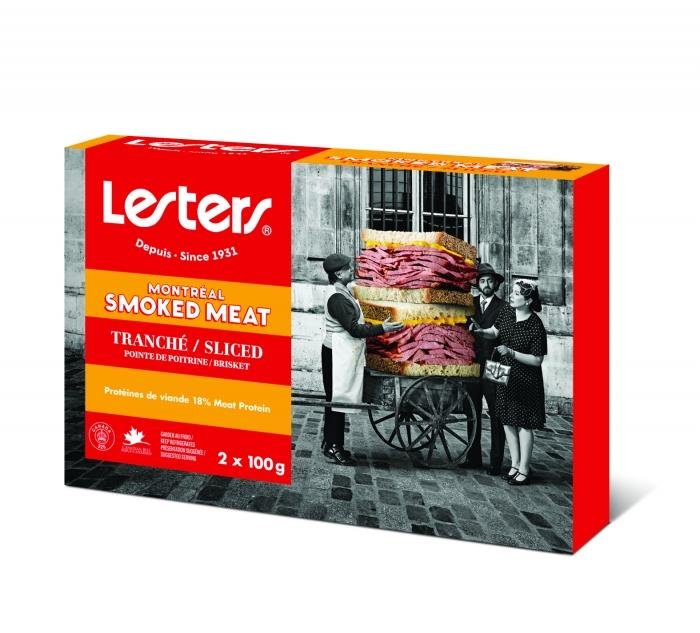 Lesters Real Smoked Meat 200 G