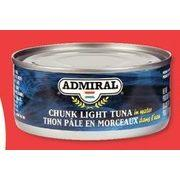 Image of Admiral Light Tuna, Chunk 140g