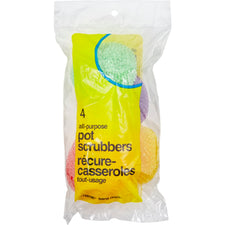Image of No Name Pot Scrubber 4Pk