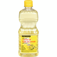 Image of No Name 100 % Pure Canola Oil 473 ML