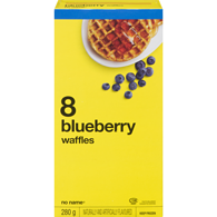 No Name Blueberry Waffles 280 G