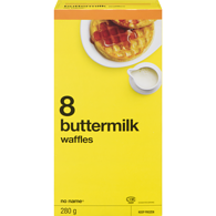 Image of No Name Buttermilk Waffles 280 G