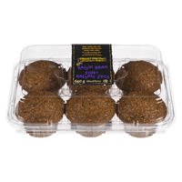 Farmers Market Raisin Bran Muffin 6 Pk